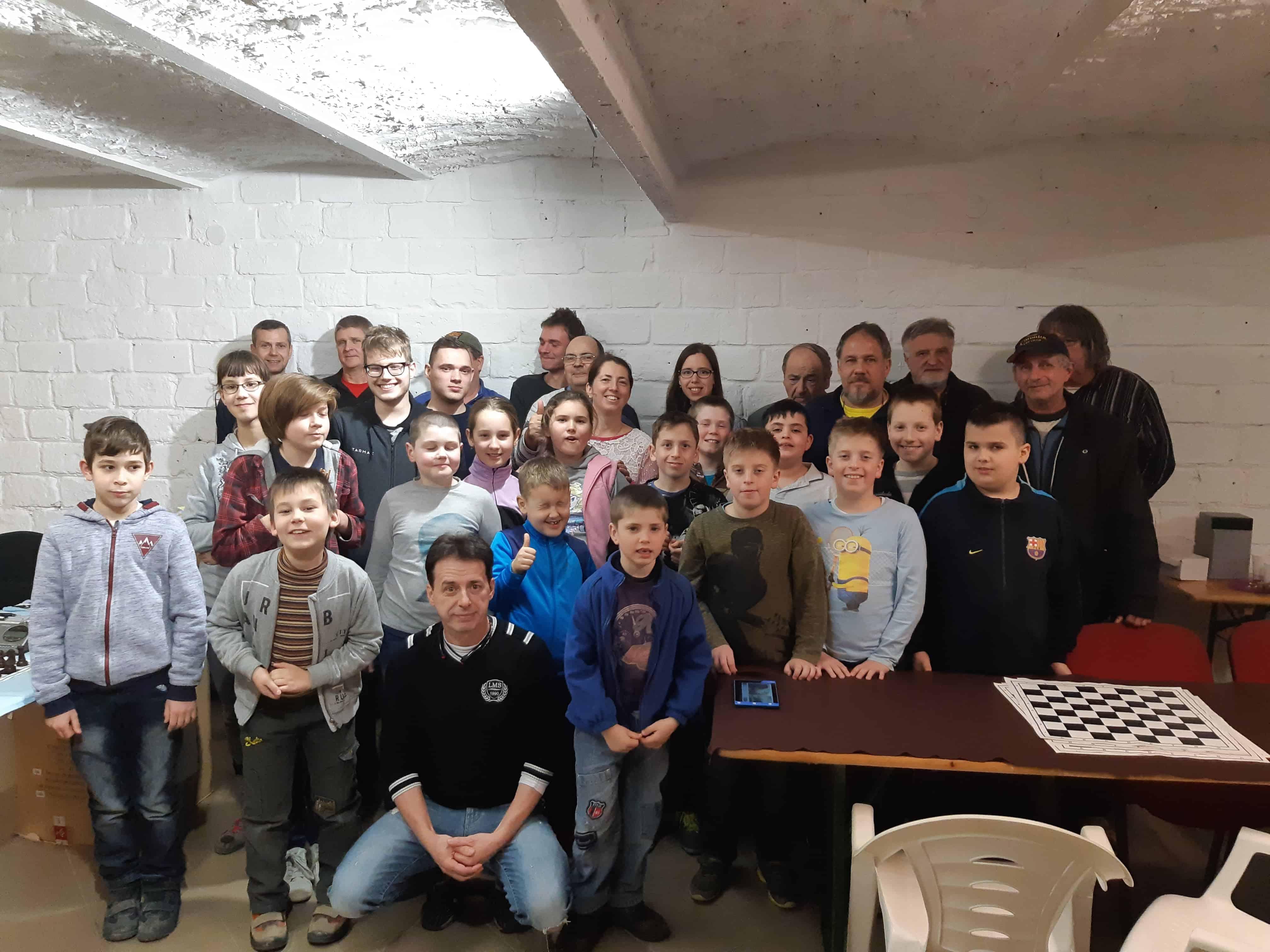 2019.02.23. SakkSarok Schnell sakkversenyről