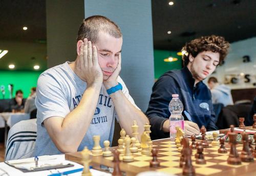 Maróczy Géza sport egyesület sakk versenyen 10